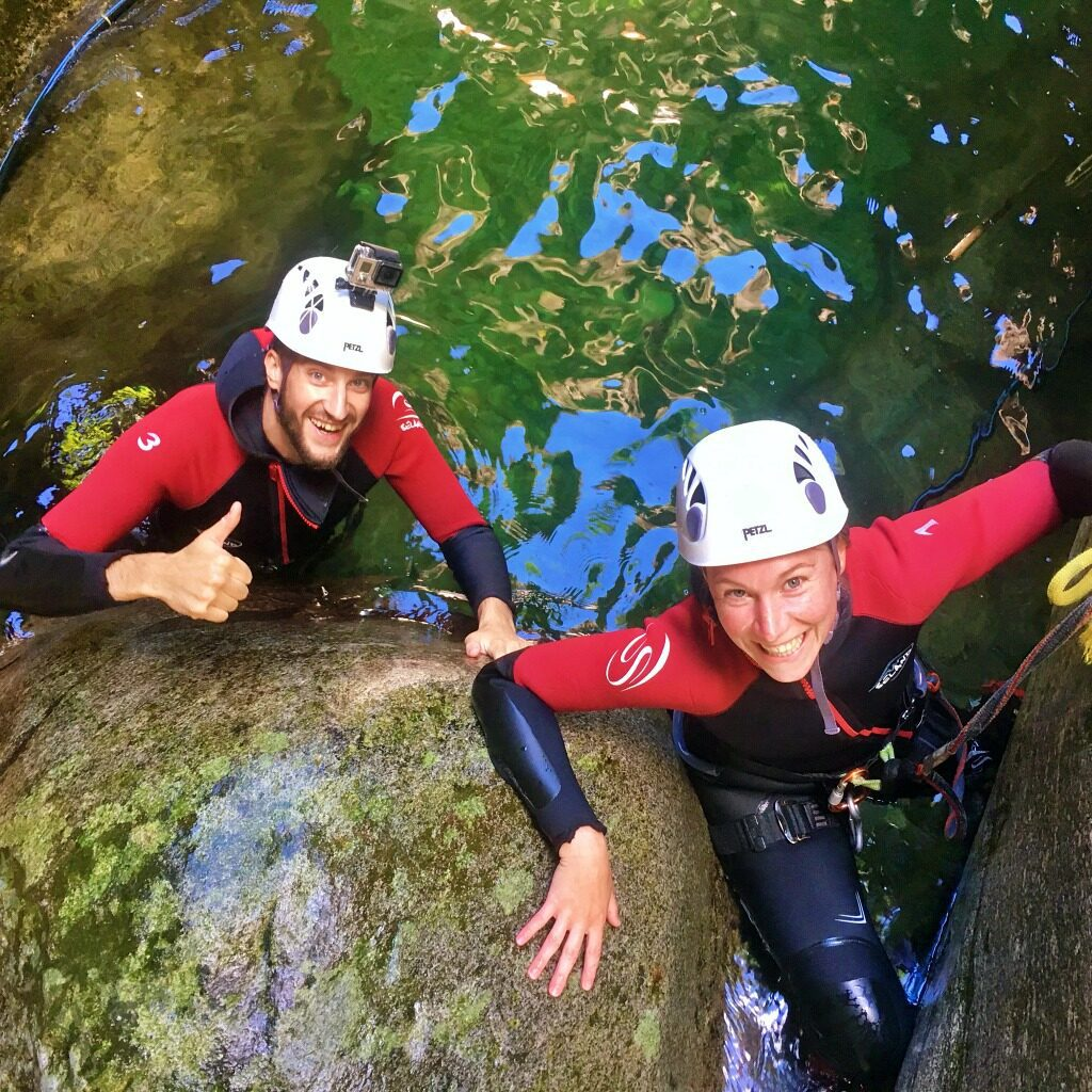 VIP canyoning tours - Being the No.1 – nala happy guys