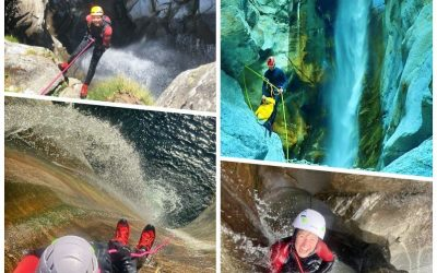 canyoning package - Double the Fun
