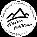 Ticino outdoor circle logo