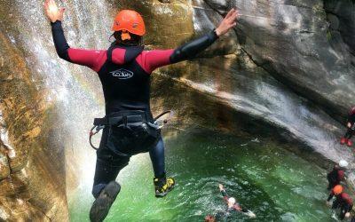 iragna canyoning