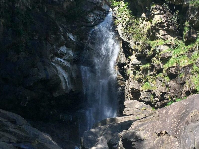 Iragna-Canyoning