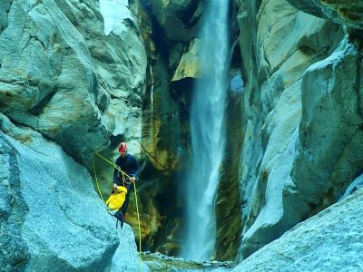 pontirone canyoning